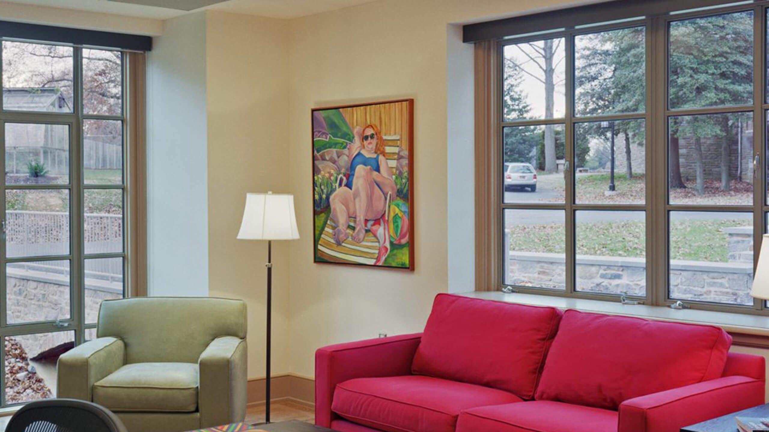 Crittall O'brien Arts Center – De Image