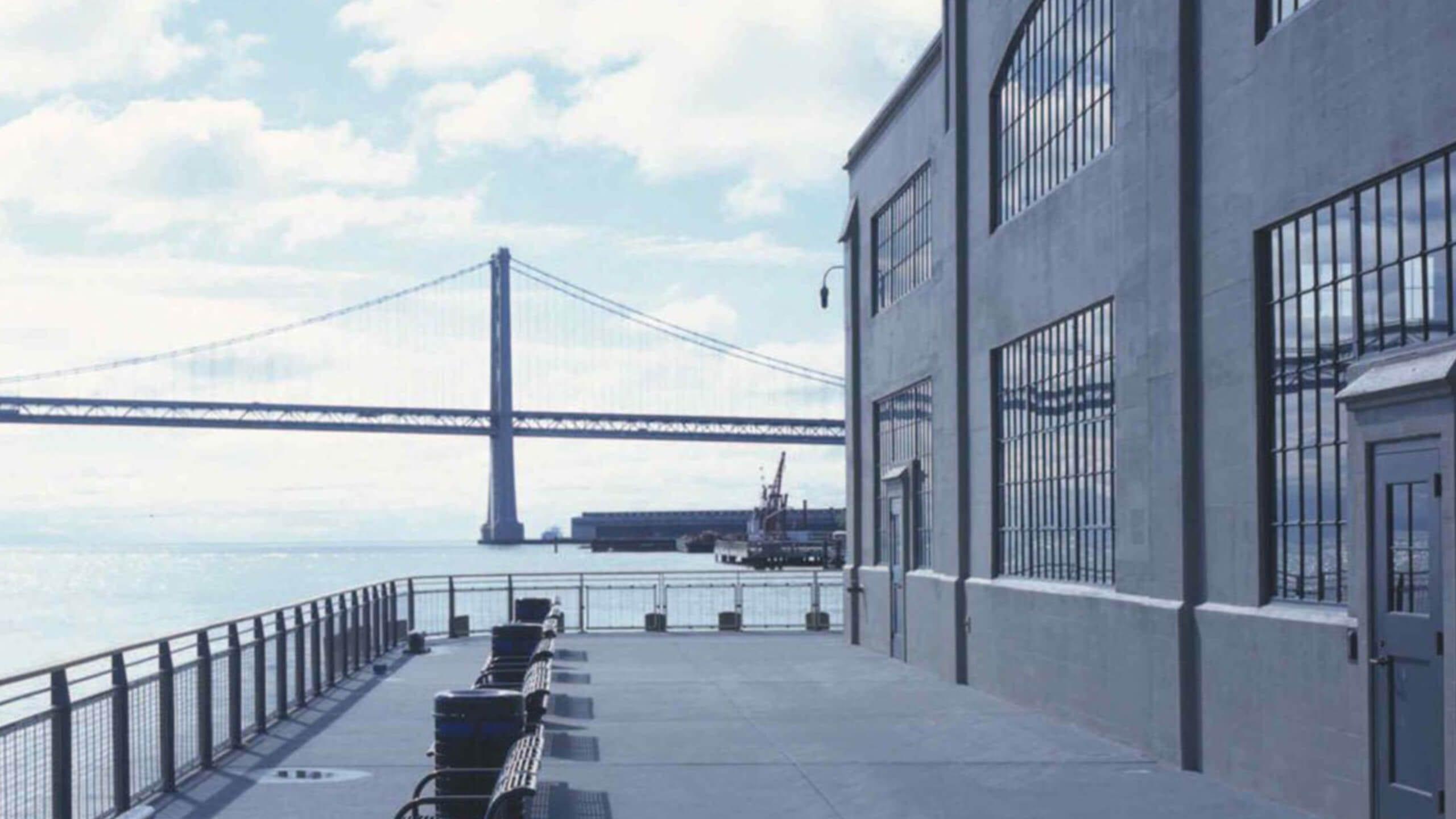 Crittall Pier 1 – San Francisco – Ca Image 01